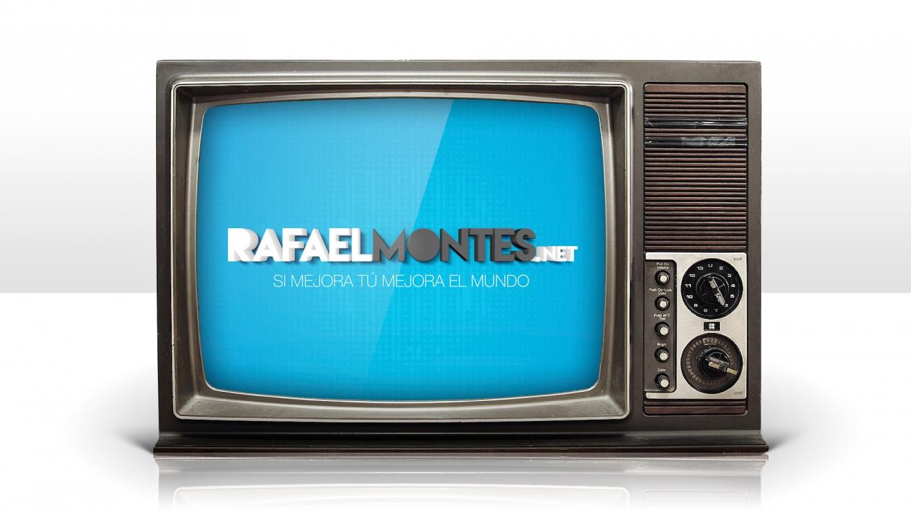 Canal Youtube de Rafael Montes