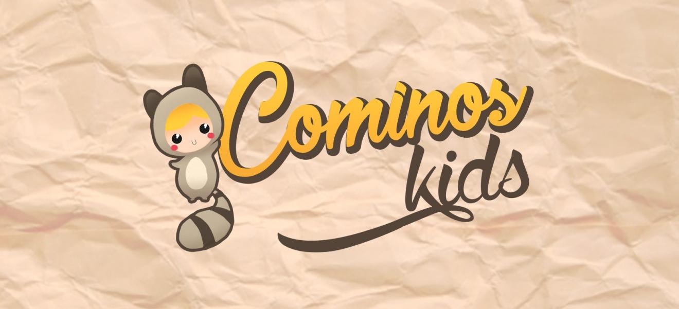 Logo para Cominos Kids