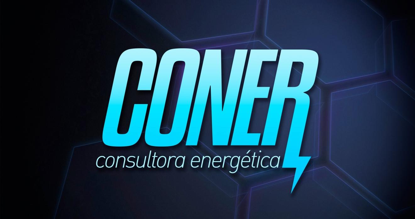 Logotipo Coner