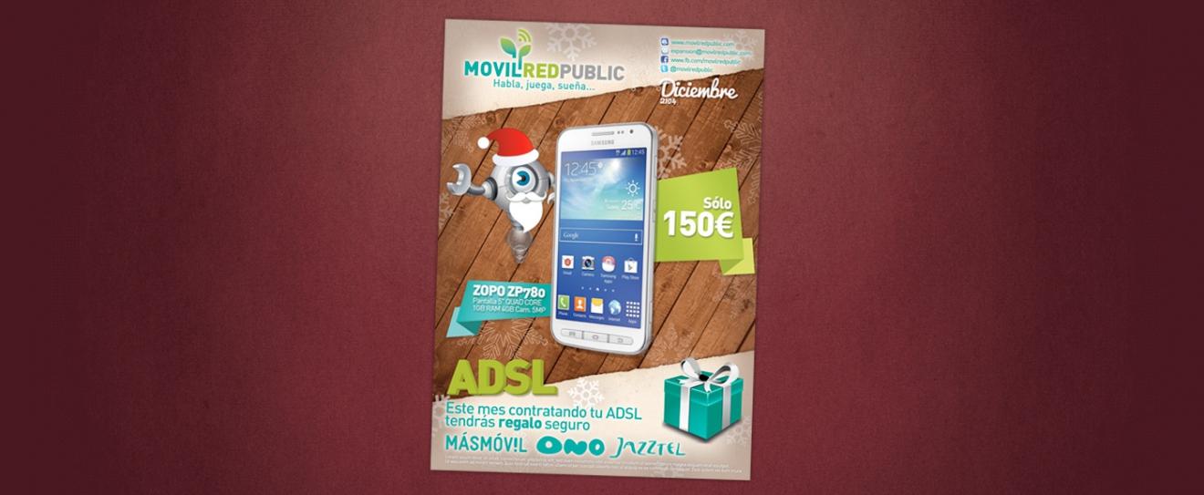 Catálogo de productos y servicios Movilredpublic